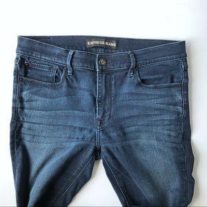 Express 10 Midrise Jeans  J10